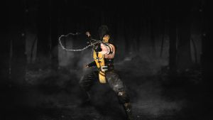 Mortal Kombat X-Scorpion by eximmice