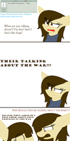 Ask These Two Weirdos #17 (Read Description!) by nyan-cat-luver2000