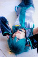 Sing with me?- Hatsune Mikuo by rayrinaruth