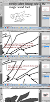 photoshop colouring tutorial by Twilight-and-Konan