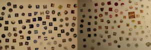 coaster wall by bozwolfbros