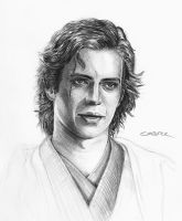 Anakin by leatris