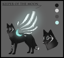 Keeper of the Moon by Fells-Adopts
