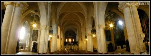 OSIMO (AN)-INSIDE THE CATHEDRAL by MarcoLorenzetti