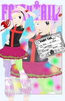 .:Twin's Fairy Tail OC:. by FairyTailLullaby901