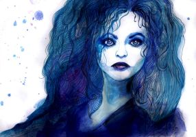 Bellatrix by KristiT