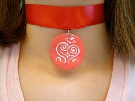 Katara's Necklace:TyLeeVersion by pah-her-pul
