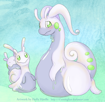 How do I Goodra? by CunningFox