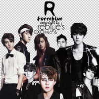 REBLUE's PNG EXO Pack (2) by l0vehcl