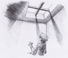 Skylight sketch by Sidian07