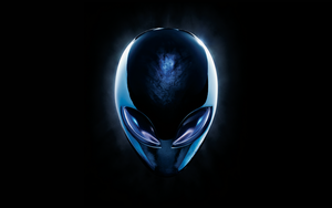 Alienware Chrome Blue by PhantomHelix