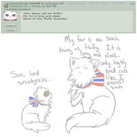 Question 62 - Lord Snootiness by AskNekoIceland