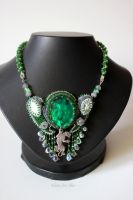 Amazonia necklace by fion-fon-tier