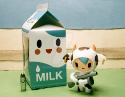 Toy Art Land - Mozzarella II by manda-luna