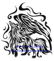 Free As The Wind Tribal by Avestra