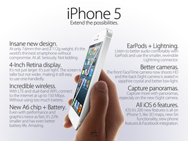 iPhone 5. Extend the possibilities. by theIntensePlayer