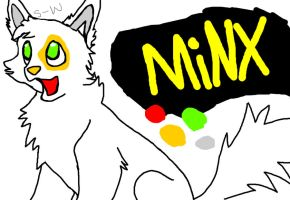 Minx 2 by Silent-Willow