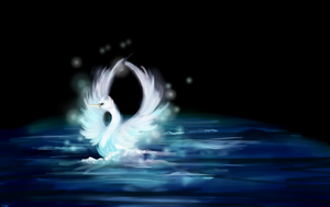 Swan Lake by RayCrystal