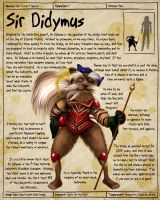 Labyrinth Guide - Sir Didymus by Chaotica-I