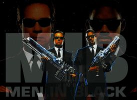 Men In Black by Bryan2012