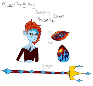 Dragon's Breath Opal Concepts by 0--Blank--0