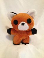 Fox Plush by GlacideaDay