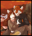 commission for etuix by WillowWhiskers