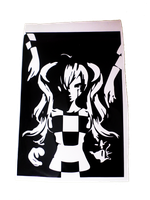 Miku The End Sticker by VampireExorcist