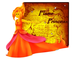 Flame Princess by Pandi-Mar