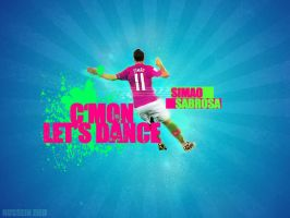 SIMAO LET'S DANCE by HussienMafia