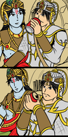 Mahabharata 4 Chan - Share a drink with... by VachalenXEON