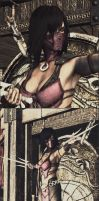 MkX  Mileena by ANgELoNlINe23
