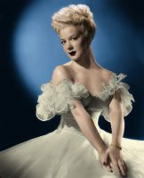 Betty Hutton Colorized by ajax1946