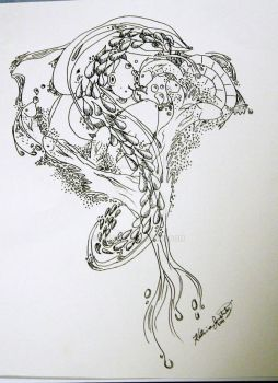 Fishie Tree by Dhria