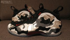 Foamposite Fighter Jet 3 by BBoyKai91