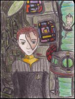 First Contact: Lt. Cmdr. Data by SoongCybernetics