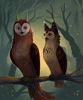 Owls by Night-Owl-23