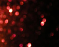 Stock texture - red Bokeh II by rockgem