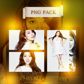 Park Shin Hye Png Pack by Tekmile
