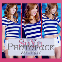Photopack SoYu- Sistar 001 by DiamondPhotopacks
