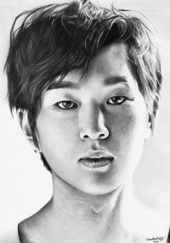 |SHINee| Onew by Chao-Bermejo