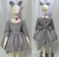 Child Size Human Diana from Sailor Moon by Gypsy-Red
