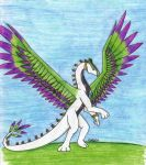 Aria- Wing Span by AnimePeep33