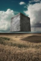 GiANT CUBE by a63