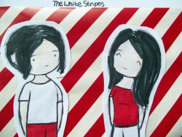 The White Stripes by Jam-Star