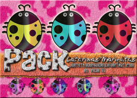 Mariquitas_pack_PNG by juststyleJByKUDAI