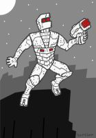 Rom the Spaceknight by Hartter