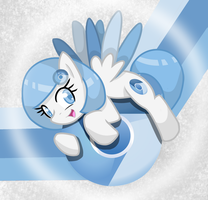 Google Chromium Pony Wallpaper by Musical-Medic