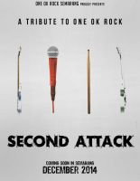 A TRIBUTE TO ONE OK ROCK 'SECOND ATTACK' Teaser by black7spider