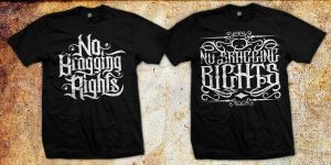 NO BRAGGING RIGHTS by gar3nx